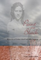 Book cover of Paint Me Black